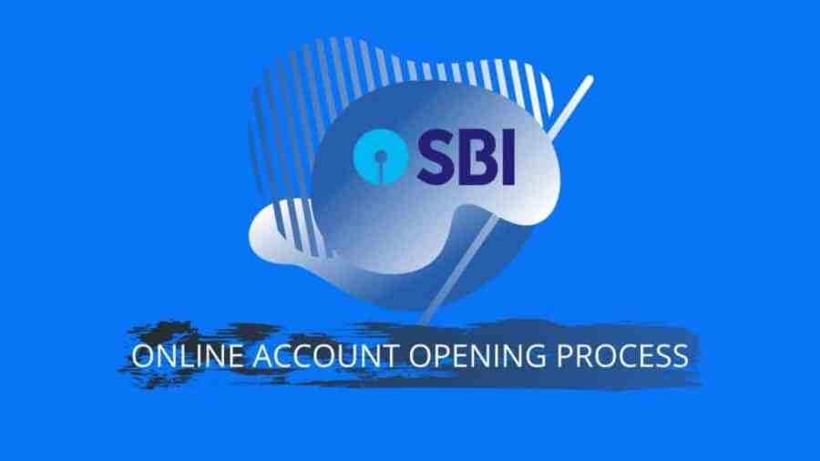 SBI Online Account Opening Process