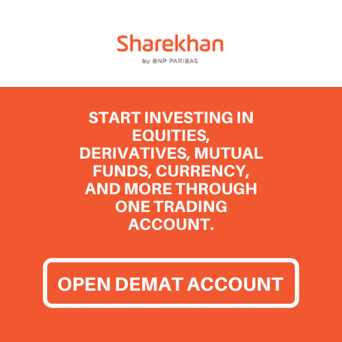 sharekhan demat account