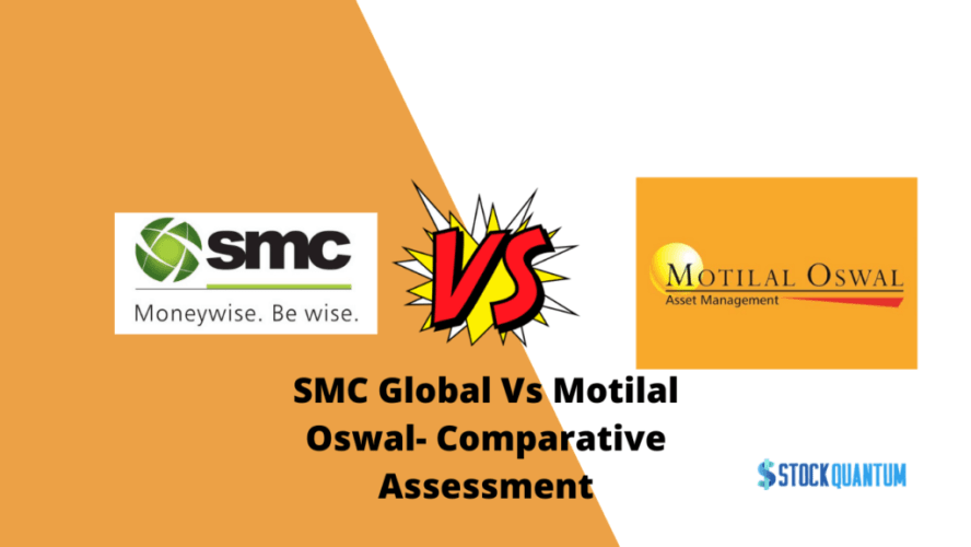 SMC Global Vs Motilal Oswal review