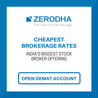 Zerodha Margin - Open Zerodha Demat Account