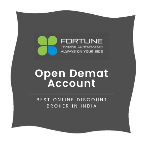 Open Fortune Trading Demat Account
