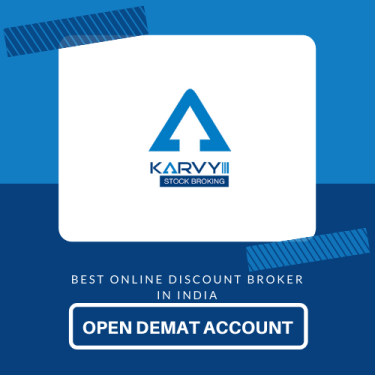 Open Demat Account with Karvy