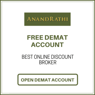 Anand Rathi Free Demat Account