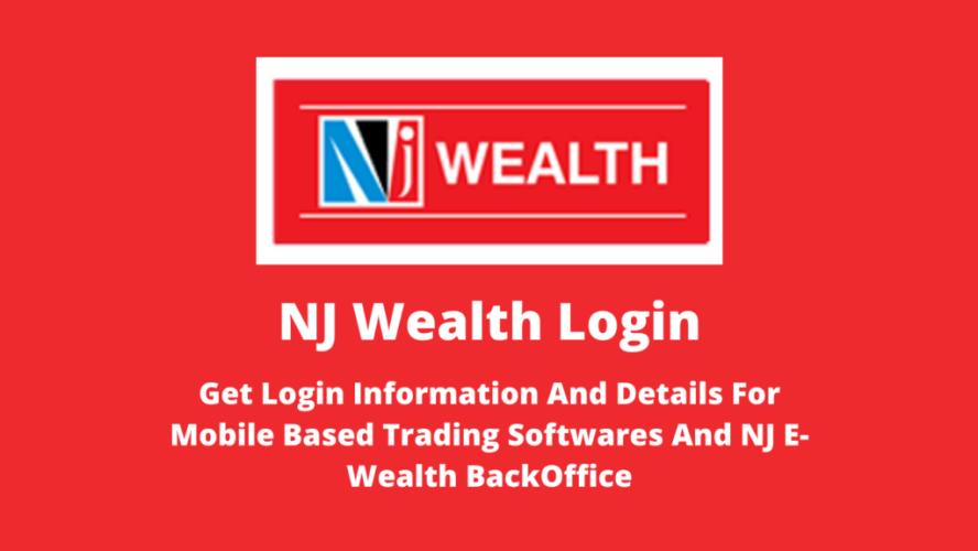 NJ Wealth Login