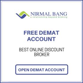 Nirmal Bang Free Demat account