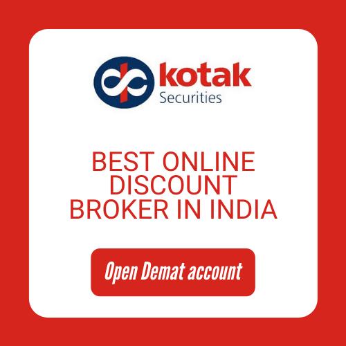 Open Demat Account with Kotak Securities
