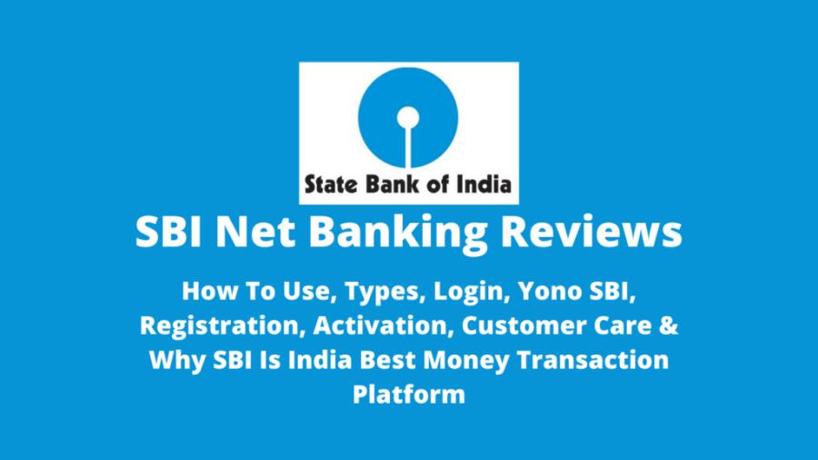 SBI Net Banking Reviews