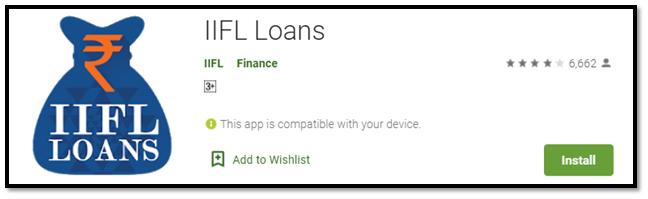 IIFL Loans App