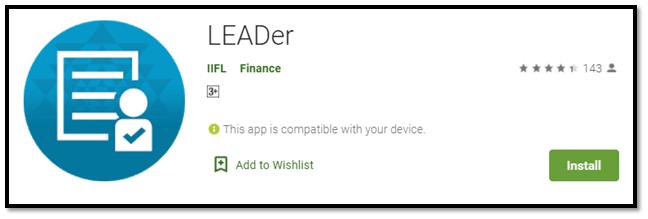 IIFL LeaDer App