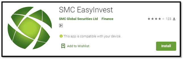 SMC EasyInvest App