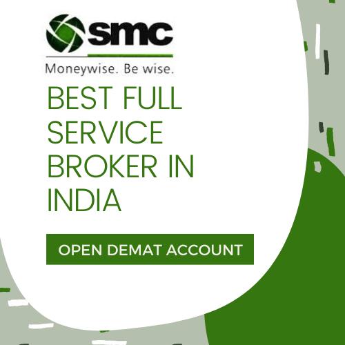 Open SMC Demat Account