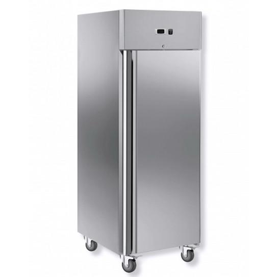 prix reduit armoire froide refrigeree positive 650l gn2 1 2ºc 8ºc 1 porte