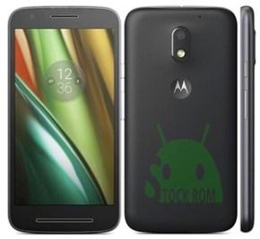 Stock Rom / Firmware Motorola Moto E3 Power XT1706 Android 6 0 1