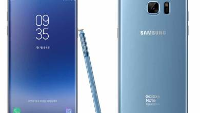 Foto de Stock Rom / Firmware Samsung Galaxy Note Fan Edition SM-N935K Android 8.0.0 Oreo (Korea)