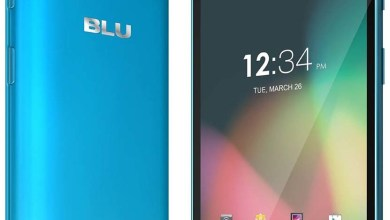 Foto de Stock Rom / Firmware Blu Studio 5.5 D600 Android 8.1.0 Oreo