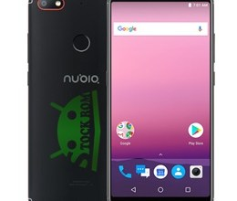 Foto de Stock Rom / Firmware ZTE Nubia V18 NX612J Android 7.1 Nougat