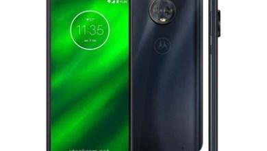 Photo of Stock Rom / Firmware Motorola Moto G6 XT1925-3 (ALI) Android 9 Pie RETBR (PPSS29.55-37-7-2)