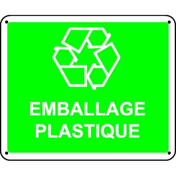 Panneau Emballage Plastique Stocksignes