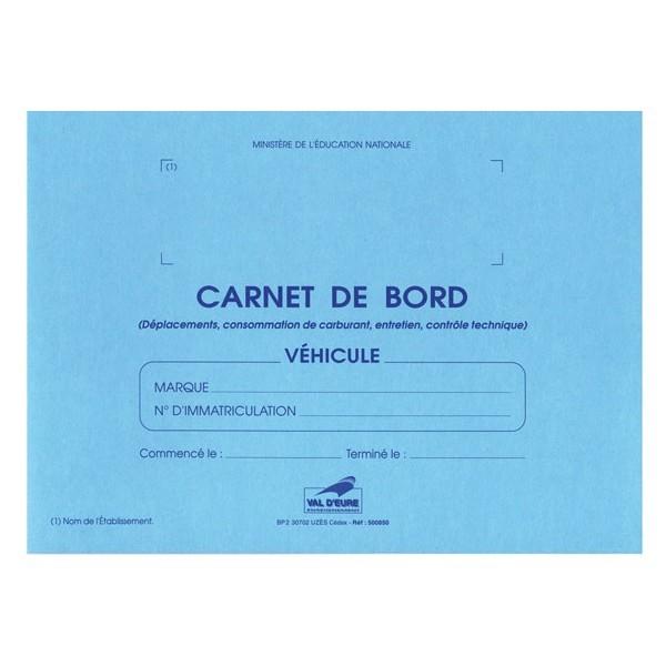 Carnet Vhicules Stocksignes