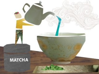 Matcha Tea from Stockton Graham & Co.