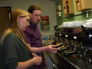 Barista Certification Training at Stockton Graham & Co.
