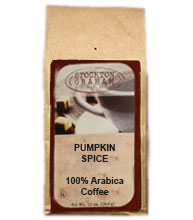 Stockton Graham Pumpkin Spice Coffee