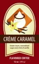 Creme Caramel flavored Coffee from Stockton Graham Coffees