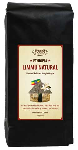 Stockton Graham Ethiopia Limmu Natural