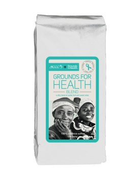 Private Label Coffee from Stockton Graham Grounds for Health Blend