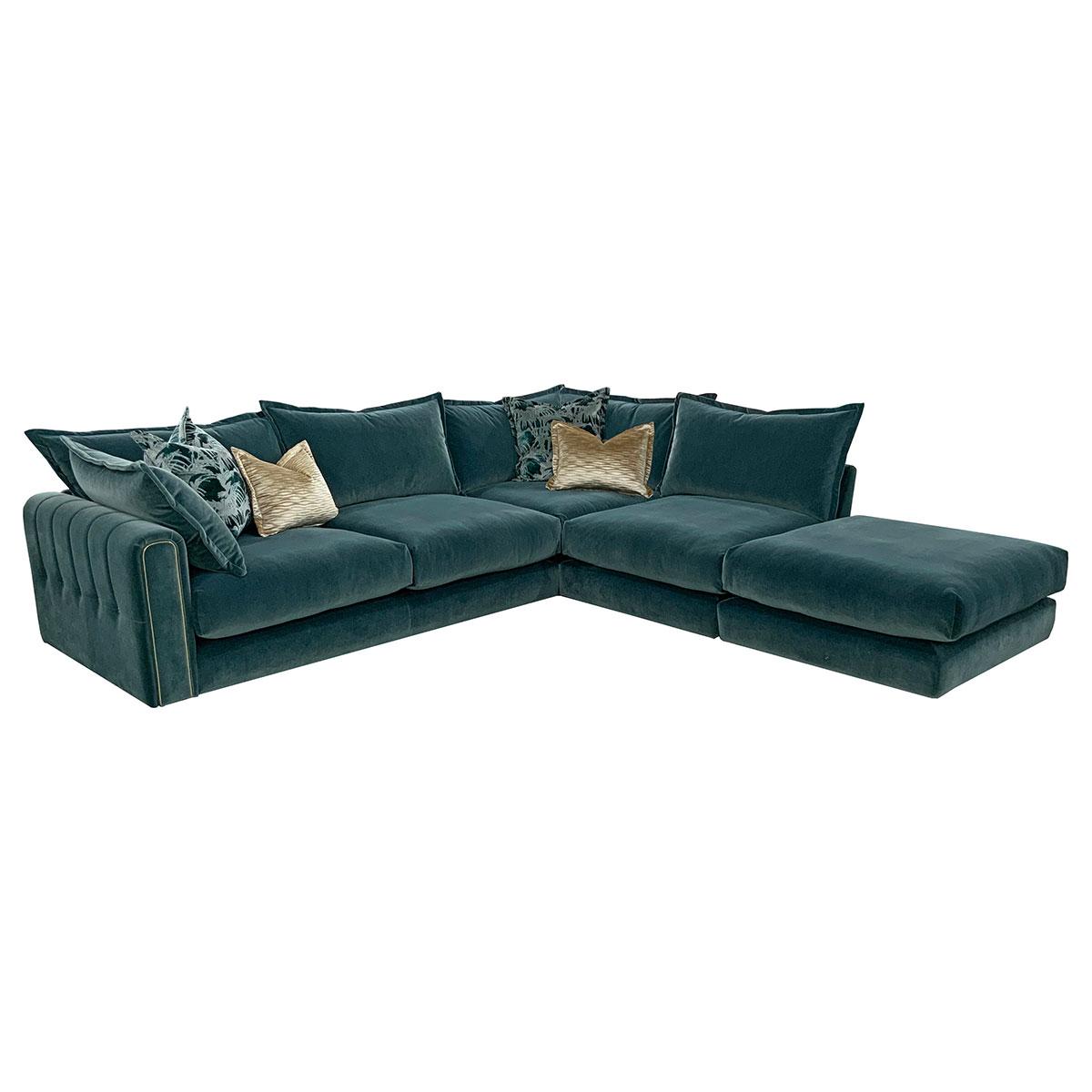 alexander james summerton corner sofa