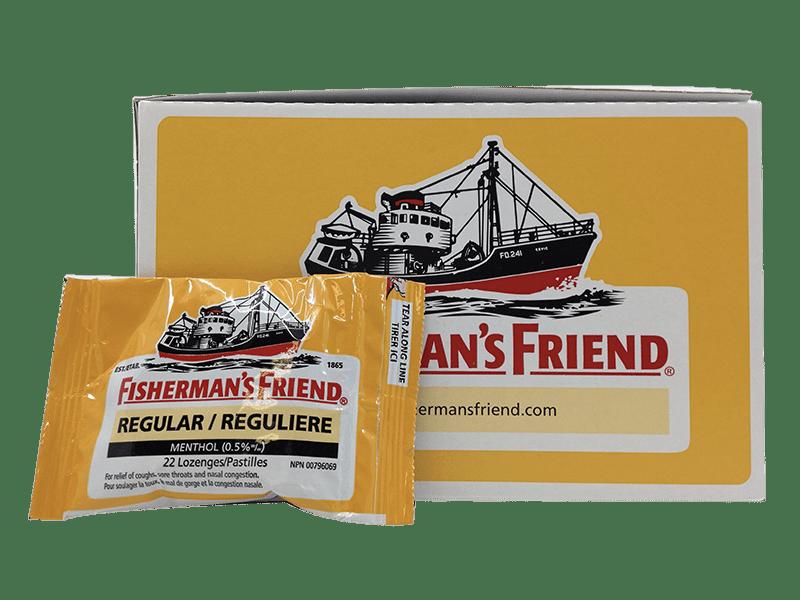 fishermans friend oral