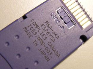 SSD Memory Card