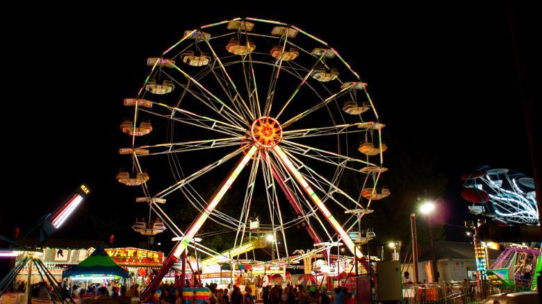 Ferris Wheel Free Photo