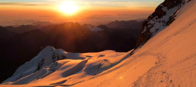 Bolivian Summits: Huayna Potosi (6088m)