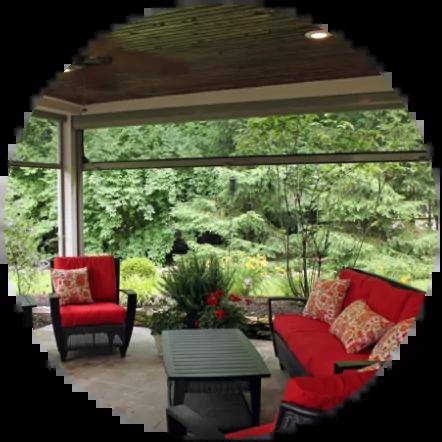panoramaultra retractable patio screens