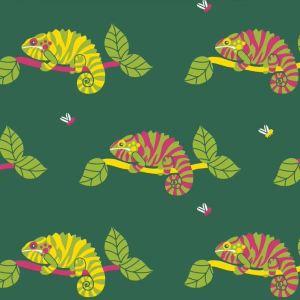 Chameleon Grün Jersey