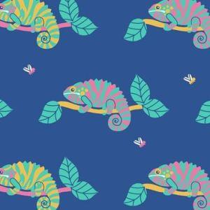 Chameleon Blau Jersey