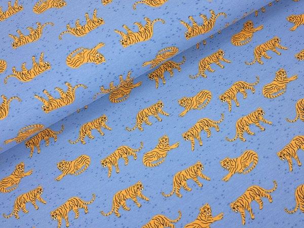 Tiger Blau