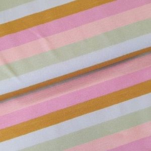 Lillestoff Regenbogenrigel, pastell