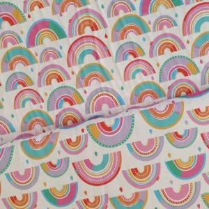 Lillestoff Regenbogen Jersey