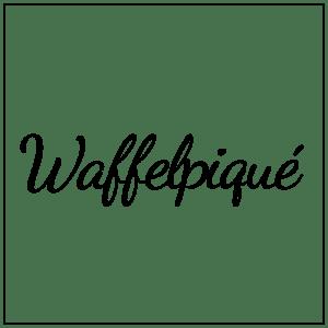 Waffelpiqué