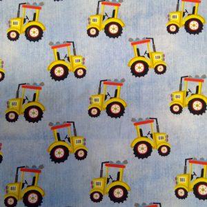 Fräulein von Julie - Jersey Traktor