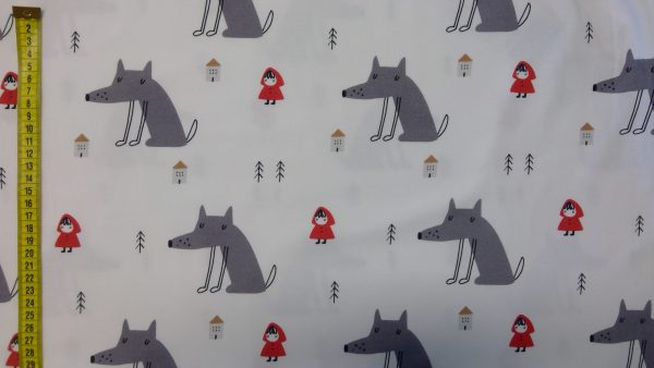 Lillestoff Little Red Riding Hood Wolf, Jersey