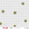 Lillestoff Waffel Dots, moos