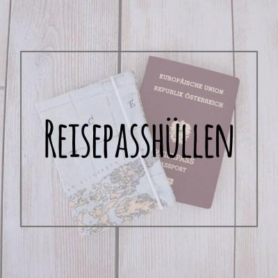 Personalisierte Reisepasshüllen