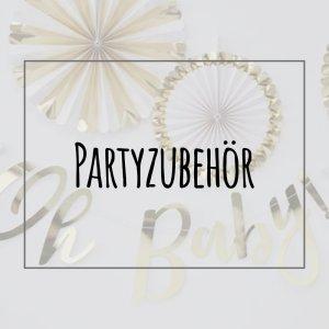 Partyzubehör