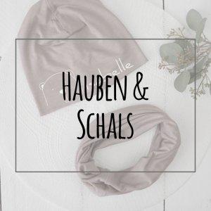 Hauben & Schals