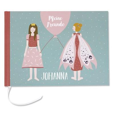 Stofftiger, Ava&Yves, Buch, Freundschaftsbuch, Freundebuch, Kindergarten, Kita, Kinderbuch