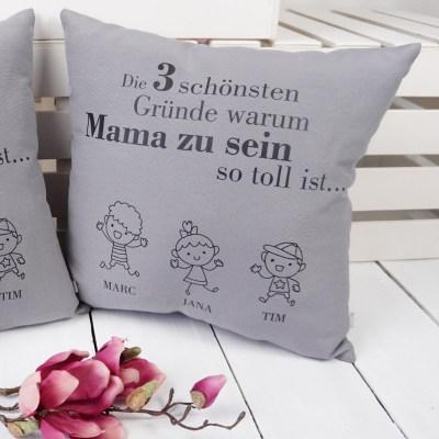 kissen, geschenkidee, personalisiertes kissen, weihnachtsgeschenk, geburtstagsgeschenk, geschenk für oma, geschenk für opa, muttertag, vatertag, geschenkidee