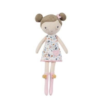 Kuschelpuppe Rosa, Kuschelpuppe, Puppe, Spielzeug, Little Dutch, Puppe